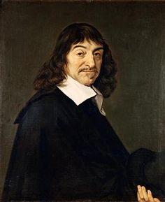 Portrait of Rene Descartes - Frans Hals
