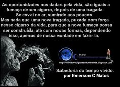 Entidades Ciganas da Umbanda (Clique Aqui) para entrar.: SABEDORIA DO TEMPO VIVIDO (POR EMERSON C MATOS)