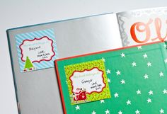 Adorable free book labels!