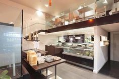 Caffe Milan, Shaftesbury Avenue, London    #interior #fitout by Cumberland Group   #restaurant #bespoke #joinery