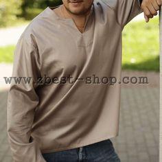Бежевая мужская рубашка от MEDUSA Big Men, Shirts, Shopping, Tops, Fashion, Moda, La Mode, Tall Men, Shell Tops