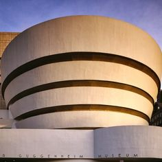 Frank Lloyd Wright's architectural masterpiece the Guggenheim Museum is home to a world-renowned collection of modern and contemporary art.