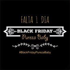 Que tal aproveitar a Black Friday para adiantar as compras de Natal?   Corram que é por tempo limitado!  #BlackFridayPurezaBaby