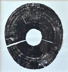César López Negrete. Corazón partido. Papel cortado a láser. 105 x 105 cm. $24,000