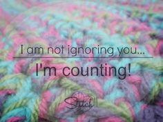 Crochet, It's Not A Hobby