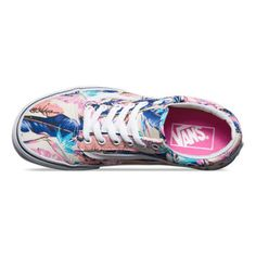 16b4649d67c Tropical Old Skool Vans Classic