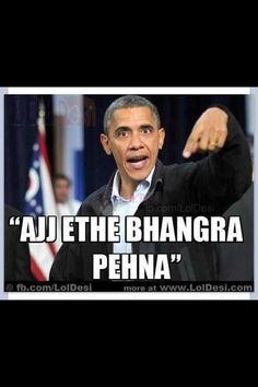 Bhangra Punjabi Funny Quotes, Punjabi Memes, Desi Humor, Desi Jokes, Indian Funny, Indian Jokes, Very Funny Jokes, Crazy Funny Memes, Desi Problems