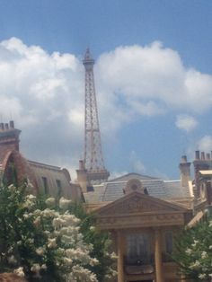 View of Paris in EPCOT that I took