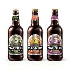 Magners new flavour cider