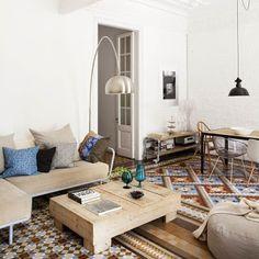 Marzua: Modernista contemporáneo: vivienda en un edificio ...