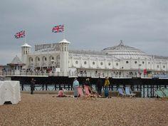 Midsomer Murders Locations - Brighton, Sussex (2)