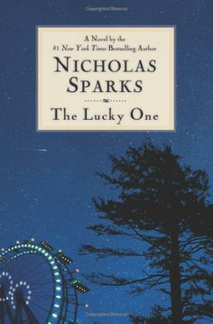 The Lucky One by Nicholas Sparks.  Went to this book signing at the Mall of America and Nicholas was just as nice as you'd imagine.  All of his books are wonderful.