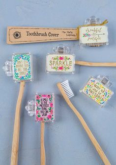 Toothbrush Covers -