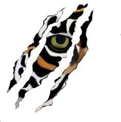 a3e634646 34 Best Tiger Scratch Tattoo images   Scratch tattoo, Claw tattoo ...