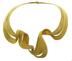 Mary Lee Hu - necklace - I absolutely love her work .. I first saw it at a museum in Boston