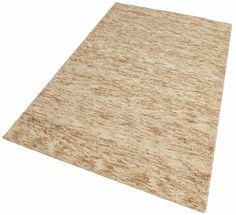 Teppich, Theko exklusiv, »Michael«, handgearbeitet, Schurwolle