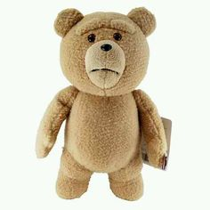 """Real """"Ted"""" Bear That Talks :)"""