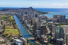 Registration is open for the Honolulu Marathon in Hawai'i, the fourth largest race in the U. The course tours runners through Waikiki and more. Honolulu Oahu, Kauai, Aloha Hawaii, Hawaii Travel, Hong Kong, Costa, Pearl Harbor, Hawaiian Islands, Big Island