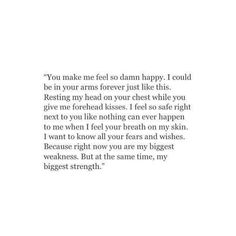 Videos about quotes, happy and i love you on we heart it - the app to get l Citation Instagram, Story Instagram, Instagram Bio, Poem Quotes, Words Quotes, Life Quotes, Sayings, Qoutes, Love Quotes For Him
