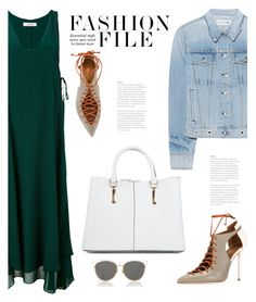 Без названия #8009 by bliznec on Polyvore featuring polyvore fashion style Dorothee Schumacher rag & bone Malone Souliers New Look Christian Dior clothing Malone Souliers, Funny Outfits, Summer Styles, Schumacher, Fashion Sets, Fashion Essentials, Spring Summer Fashion, Christian Dior, Blue Jeans