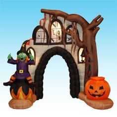 find this pin and more on halloween inflatable decorations for yard by mytidyroom - Inflatable Halloween Yard Decorations