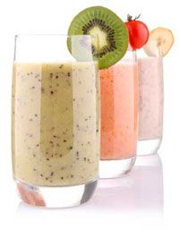 Smoothie recipe for increasing breast size  1 cup of grapefruit juice 5 strawberries, washed and stem removed 1 orange, peeled and sliced 1 kiwi, skin removed and sliced ½ cucumber, sliced Half tablespoon of flaxseed powder Half a cup of yogurt, plain and low fat  Blend and drink regularly