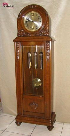 German Grandfather Clocks | 2506354: Outstanding German Grandfather Clock !! : Lot 2506354