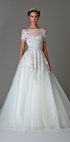 Our+Favorite+Fall+2016+Wedding+Dresses+from+Bridal+Fashion+Week+-+Marchesa +-+from+InStyle.com