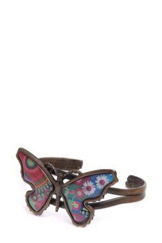 Bijoux Desigual Butterfly Bracelet