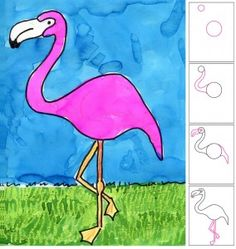 Draw-Flamingo- diagramma