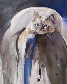 [Acuarela de Xavier Swolfs] » watercolor