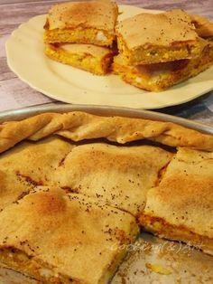 Κολοκυθόπιτα αλμυρή / Savory Pumpkin pie with feta and ricotta Feta, Ricotta Pie, Pumpkin, Recipes, Bon Appetit, Pumpkins, Butternut Squash, Squash