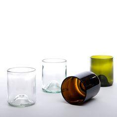 SET OF GLASSES RECYCLE   Moorbi.com