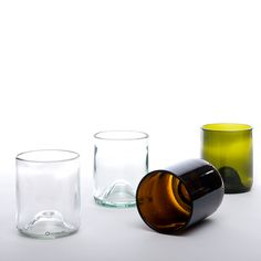 SET OF GLASSES RECYCLE | Moorbi.com
