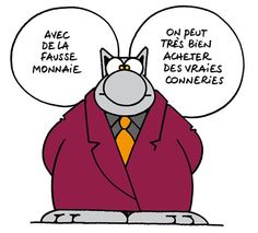 Le Chat a dit - Geluck