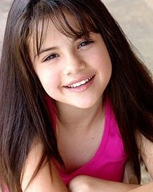 "Young Selena Gomez is ""Sofie"" the little Anchor Baby in my story"