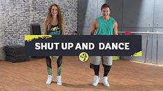 It's time for your new favorite choreography. And special treat: this song is by Zumba® creator Beto Perez himself! 'Shut Up and Dance' is Beto's 2016 motto and … Related posts: Stretching Exercise Aerobics Fitness in Telugu Dance Workout Videos, Zumba Videos, Dance Videos, Zumba Songs, Zumba Fitness, Dance Fitness, Line Dance, Fun Workouts, At Home Workouts