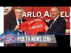 New Bayern boss Carlo Ancelotti congratulates Renato Sanches on Euro 2016 win (Video)