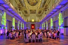 Banqueting House - Main Hall, Dinner