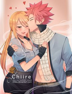 Fairy Tail Lucy, Fairy Tail Nalu, Rog Fairy Tail, Fairy Tail Fotos, Image Fairy Tail, Fairy Tail Family, Fairy Tale Anime, Fairy Tail Guild, Fairy Tail Couples