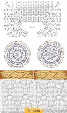 How to Read Crochet Diagrams - Crocheted World