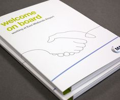 Welcome Pack by Origination , via Behance