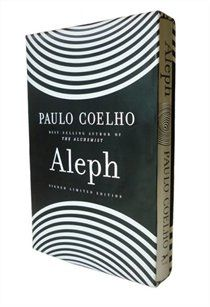 Aleph: Deluxe, Slipcased Hardcover, Signed By The Author