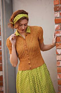 Marigold Sweater By Amy Polcyn