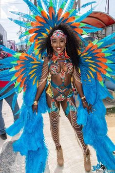 Discover recipes, home ideas, style inspiration and other ideas to try. Brazilian Carnival Costumes, Carribean Carnival Costumes, Rio Carnival Costumes, Carnival Dancers, Carnival Girl, Trinidad Carnival, Carnival Outfits, Caribbean Carnival, Carnival Themes