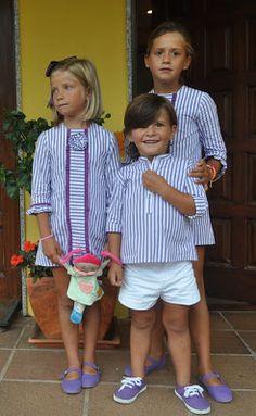 Vistiendo a tres.: Un deseo...que se pare el tiempo... Southern Prep, Casual Wear, Prepping, How To Wear, Style, Fashion, Kids Fashion, Vestidos, Fashion For Girls