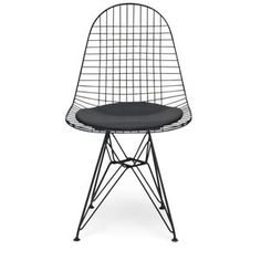 'Chair Metal Eames Style Dkr Wire Mesh Office Chair - furniture