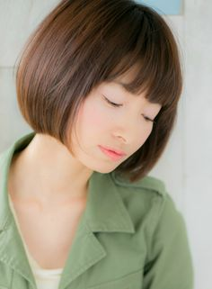 ☆エアリーなショートボブ★ 【angel.gaff】 http://beautynavi.woman.excite.co.jp/salon/18866?pint…