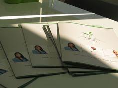 Plaquette de présentation de l'agence... Ready ? Let's go ! #meeting #presentation #ThinkAgency #Paris