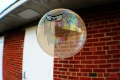 The dirty bubble xD